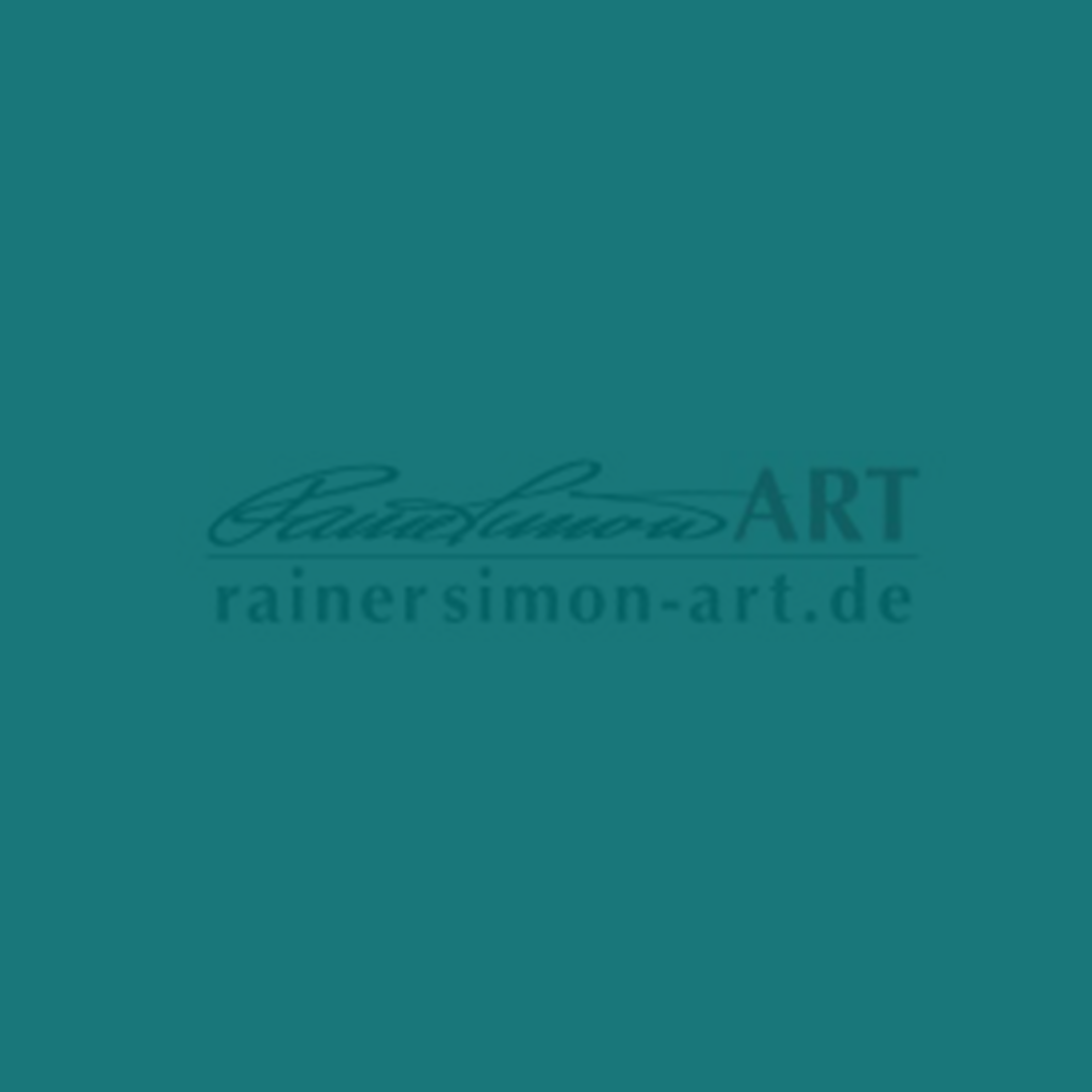 Atelier Rainer Simon Logo türkis